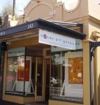 The beautiful premises we occupied in Glebe