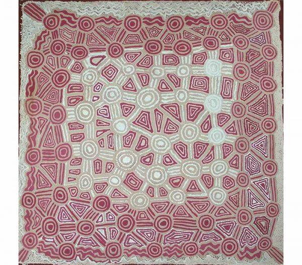 Aboriginal artworks by John John Bennett