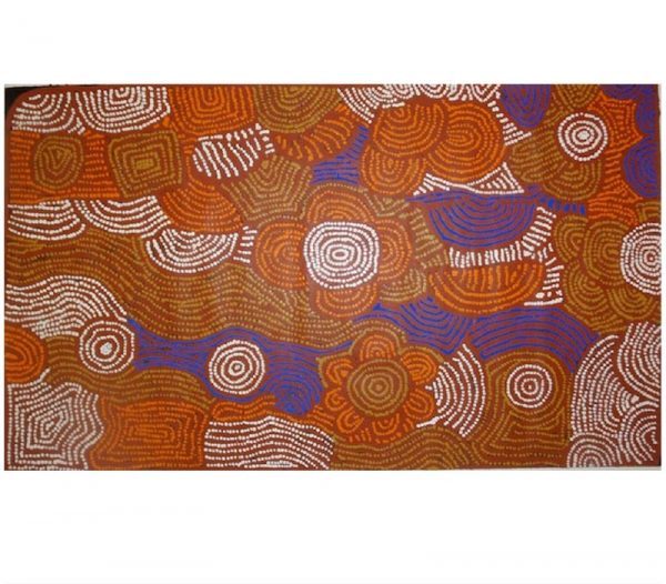 Aboriginal artworks by Maisie Campbell