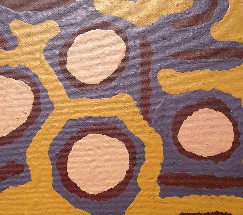 Aboriginal artworks by Deborah Young
