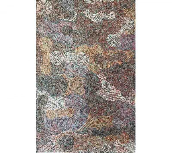 Aboriginal artworks by Barbara Weir