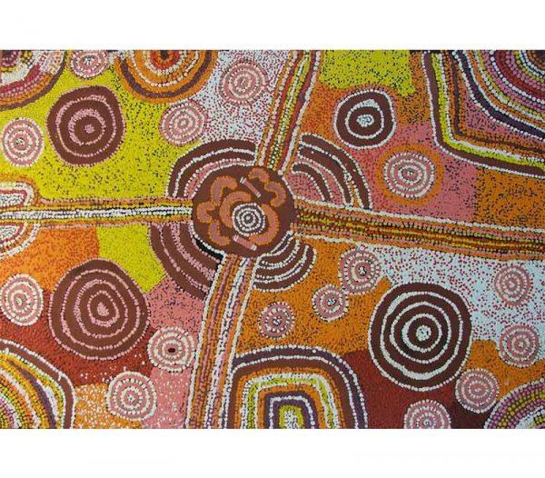 Aboriginal artworks by Andrew Mitchell
