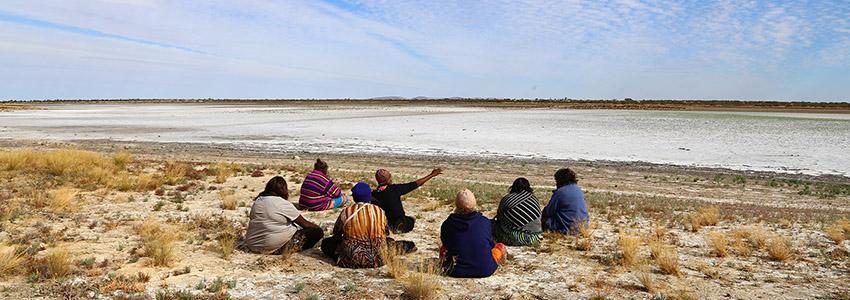 Karinyarra Salt Lake