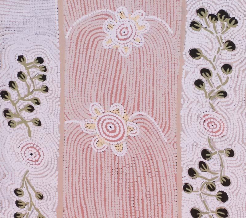 Aboriginal artworks by Ada Andy