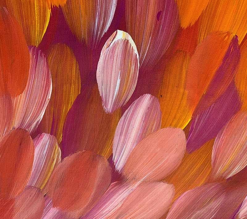 Aboriginal artworks by Gloria Petyarre