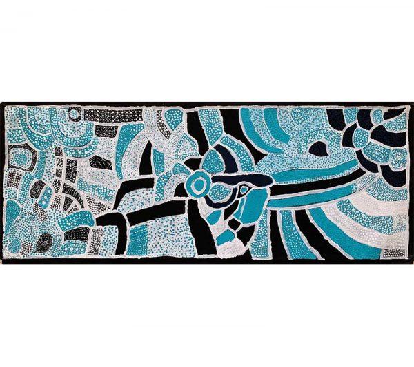 Aboriginal artworks by Linda Anderson Jonggarda