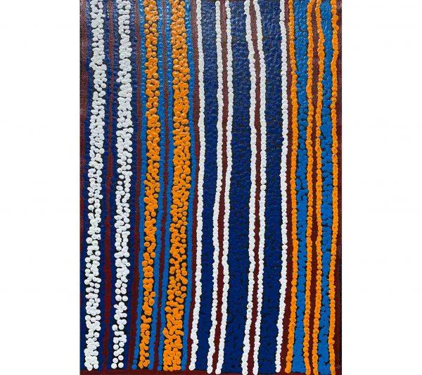 Aboriginal artwork by Vicky Jackson