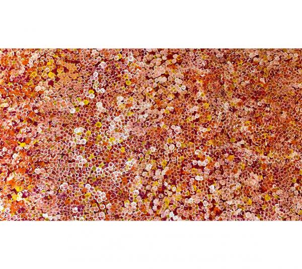 Aboriginal artworks by Polly Kngale