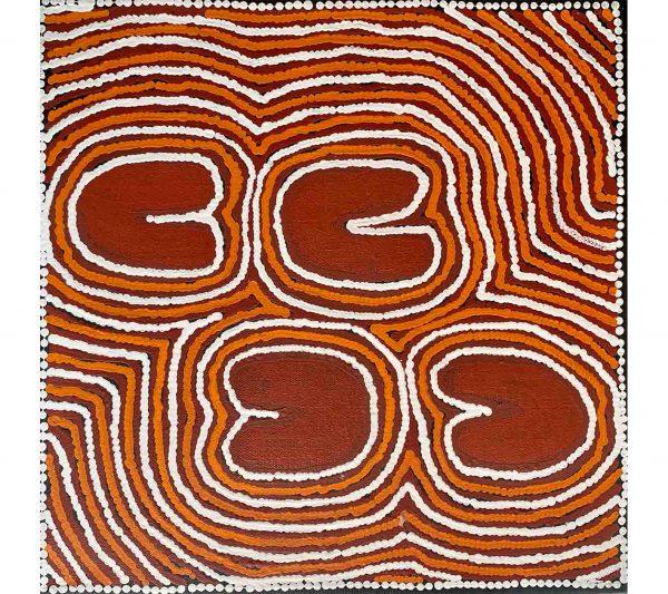 Aboriginal artwork by Rosemary Bird