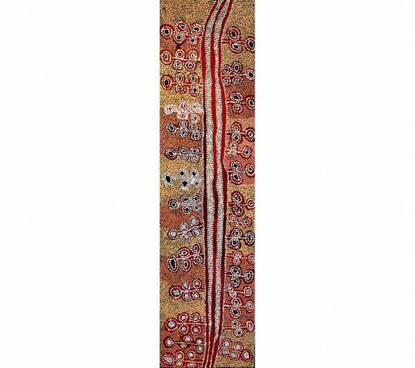 Aboriginal artworks by Maureen Douglas