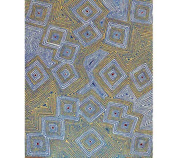Artworks by Maureen Poulson Napangardi