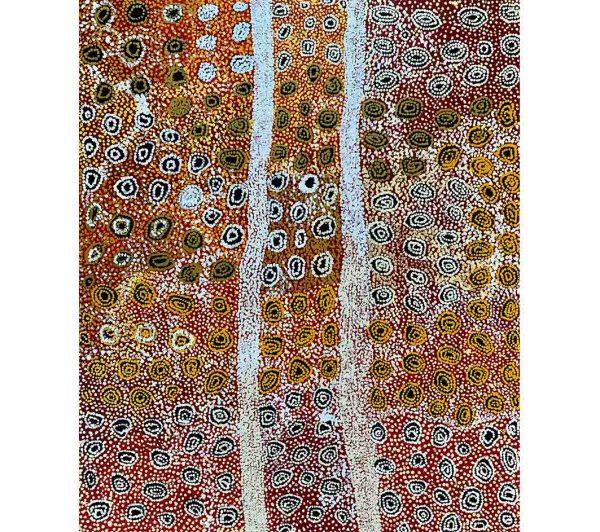 Aboriginal artworks by Mona Mitakiki Shepherd